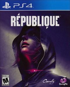 Republique PlayStation 4 Box Art