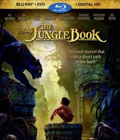 The Jungle Book (2016) Blu-ray Box Art