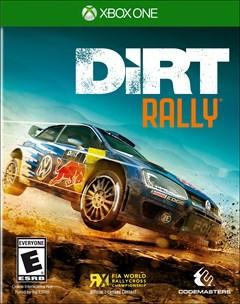 DiRT Rally Xbox One Box Art