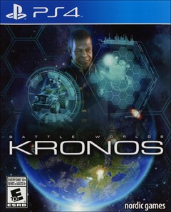 Battle Worlds: Kronos PlayStation 4 Box Art