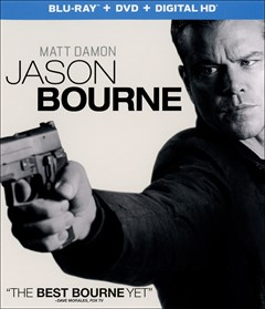 Jason Bourne Blu-ray Box Art