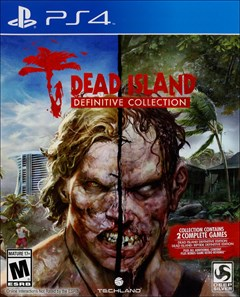 Dead Island: Definitive Collection PlayStation 4 Box Art