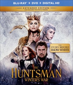 The Huntsman: Winter's War Blu-ray Box Art