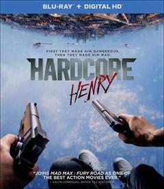 Hardcore Henry Blu-ray Box Art