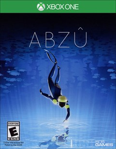 Abzu Xbox One Box Art