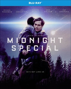 Midnight Special Blu-ray Box Art