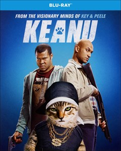 Keanu Blu-ray Box Art