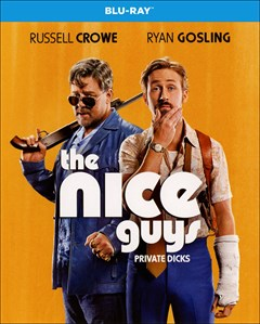 The Nice Guys Blu-ray Box Art