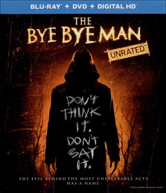 The Bye Bye Man Blu-ray Box Art