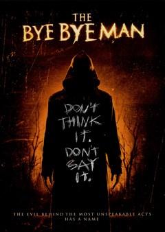 The Bye Bye Man DVD Box Art