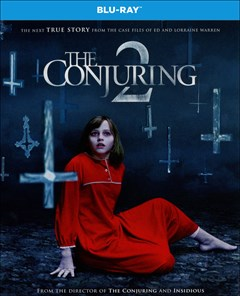 The Conjuring 2 Blu-ray Box Art
