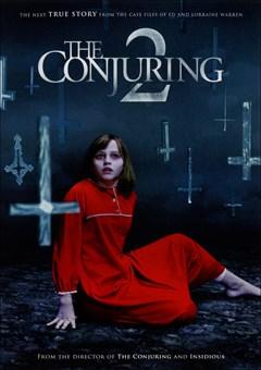 The Conjuring 2 DVD Box Art