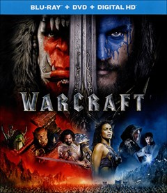 Warcraft Blu-ray Box Art