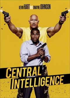 Central Intelligence DVD Box Art