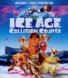Ice Age: Collision Course Blu-ray Box Art