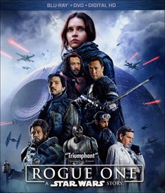 Rogue One: A Star Wars Story Blu-ray Box Art