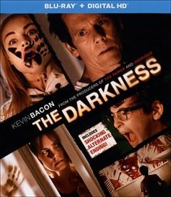 The Darkness (2016) Blu-ray Box Art