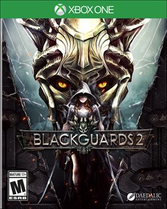 Blackguards 2 Xbox One Box Art