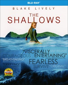 The Shallows Blu-ray Box Art