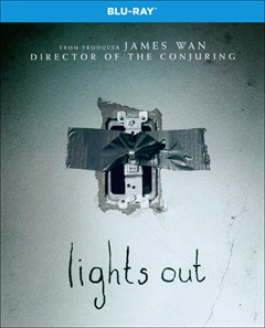 Lights Out Blu-ray Box Art