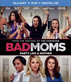Bad Moms Blu-ray Box Art