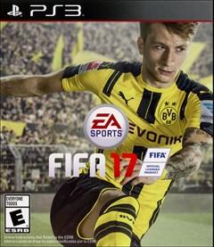 FIFA 17 PlayStation 3 Box Art