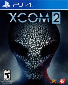 XCOM 2 PlayStation 4 Box Art