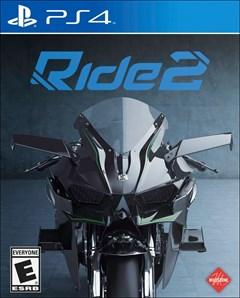 Ride 2 PlayStation 4 Box Art