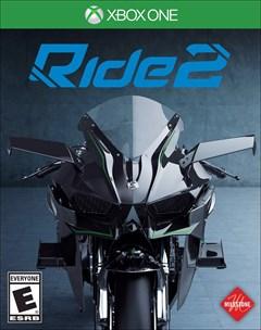 Ride 2 Xbox One Box Art