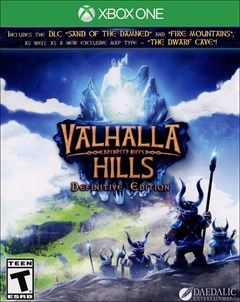 Valhalla Hills: Definitive Edition Xbox One Box Art