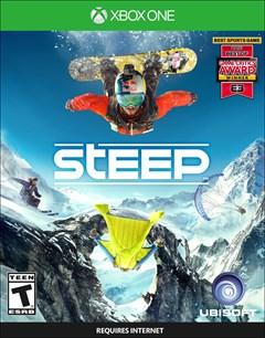 Steep Xbox One Box Art