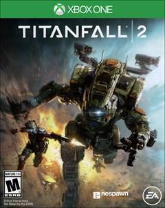 Titanfall 2 Xbox One Box Art