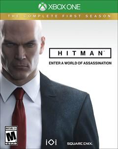 Hitman: The Complete First Season Xbox One Box Art