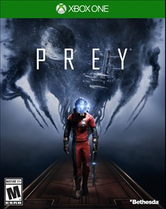Prey Xbox One Box Art