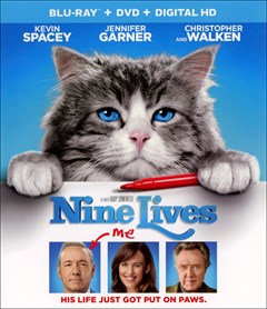 Nine Lives Blu-ray Box Art