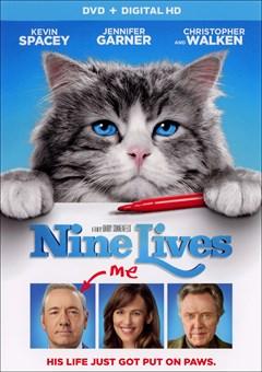 Nine Lives DVD Box Art