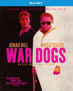 War Dogs Blu-ray Box Art