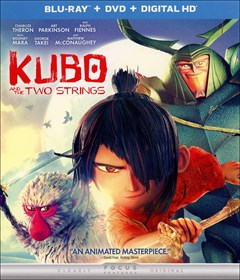 Kubo and the Two Strings Blu-ray Box Art