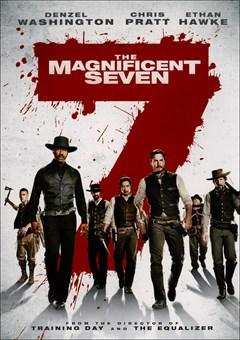 Magnificent Seven (2016) DVD Box Art