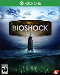 BioShock: The Collection Xbox One Box Art