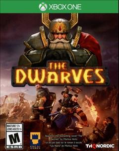 The Dwarves Xbox One Box Art