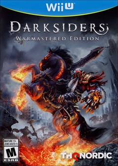 Darksiders: Warmastered Edition Wii U Box Art