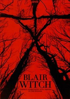Blair Witch (2016) DVD Box Art