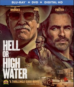 Hell or High Water Blu-ray Box Art