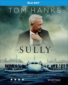 Sully Blu-ray Box Art