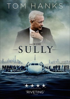 Sully DVD Box Art