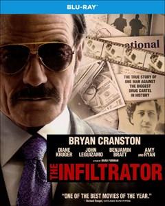 The Infiltrator Blu-ray Box Art