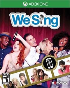 We Sing Xbox One Box Art