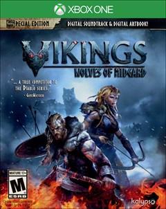 Vikings: Wolves of Midgard Xbox One Box Art