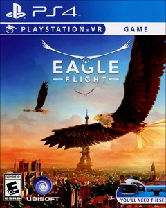 Eagle Flight PlayStation 4 Box Art